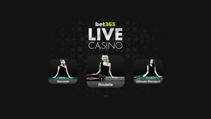 Bet365 Expand iOS Live Casino App