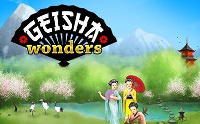 Geisha Wonders kolikkopeli