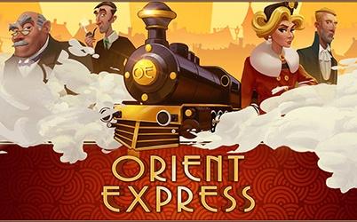 Orient Express spelautomat