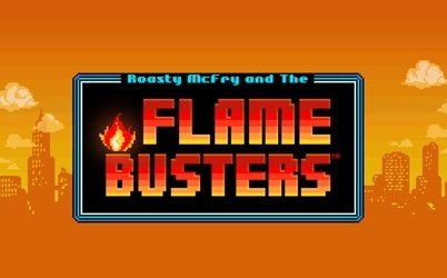 Roasty McFry and the Flame Busters Spielautomat
