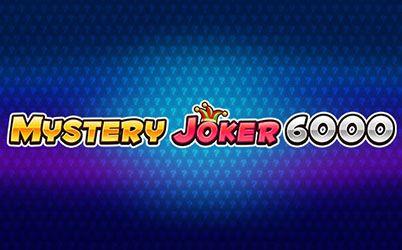Mystery Joker 6000 spelautomat