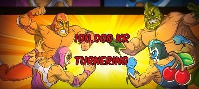 Spelsläpp med unika bonusfunktioner och tävling om 100.000 kronor