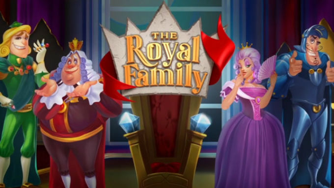 Yggdrasil's Royal Family Slot Game Exclusively at LeoVegas