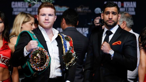 Amir Khan vs Saul 'Canelo' Alvarez 2016 Betting Preview: Speed vs