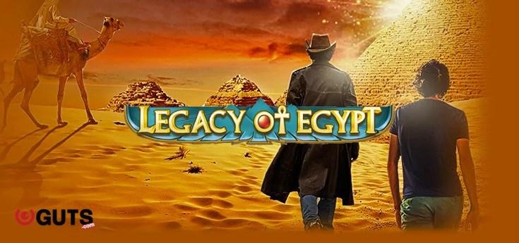 Nytt svenskt casinospel tar dig till antika Egypten med chans att vinna stora kontantpriser