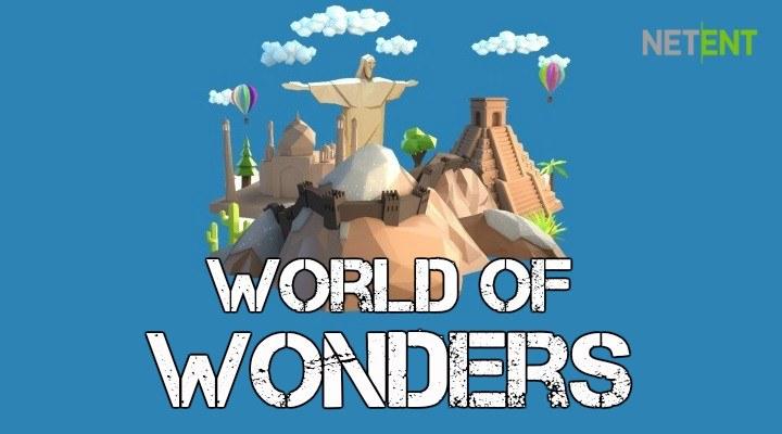 Spela dina favoritspel och tävla om en rundresa till världens alla sju underverk