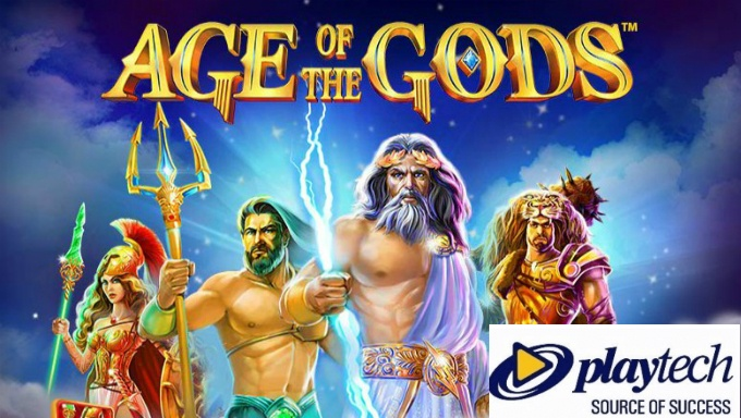 Playtech Developing Poker-style Game with Age of Gods Brand