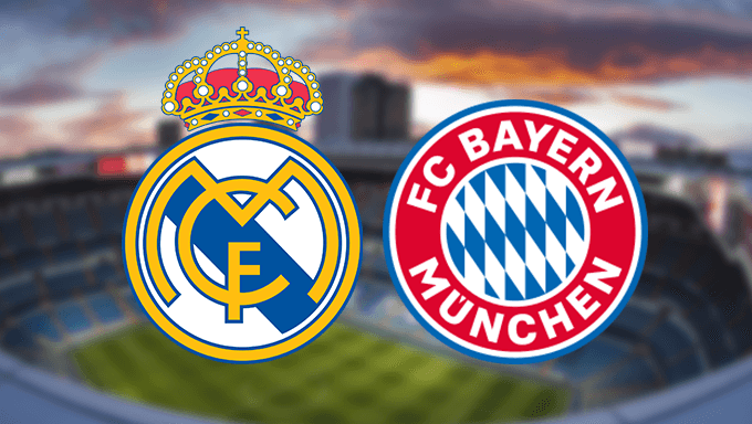 Real Madrid v Bayern Munich Betting Tips: Bet Over 2.5 Goals