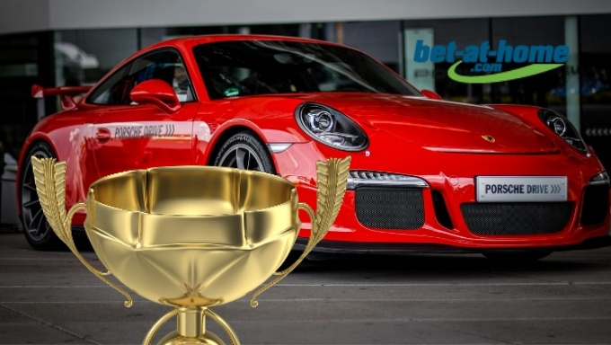 36 Still Remain in Decade Long Bet Cup to Win Porsche 911