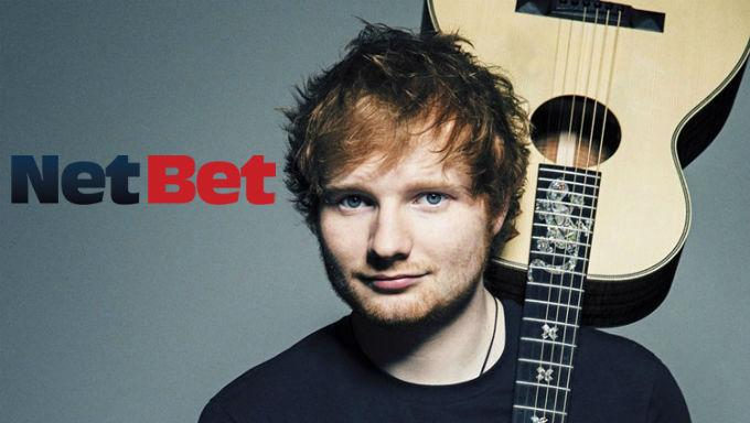 NetBet Offers Ed Sheeran Meet & Greet Backstage Experience