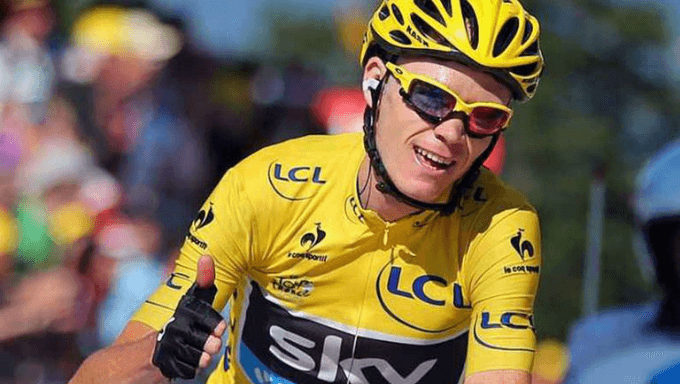 Can Froome Win Both the Giro d'Italia and Tour de France?