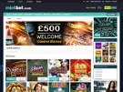 MintBet Casino Screenshot