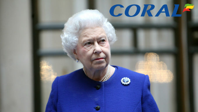 Bookies Slash Odds for Queen to Abdicate Throne This Year