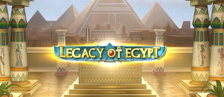 Samla poäng i ny egyptisk videoslot för din del av 100.000 kronor
