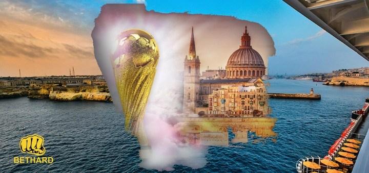 Snurra på spelautomater och vinn ett VM-paket till Malta
