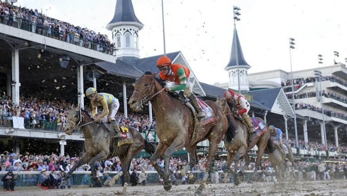 Kentucky Derby has Familiar Finish While Thrilling Betters
