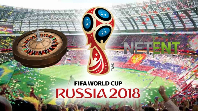 NetEnt Offers New Cutting-Edge World Cup Live Casino Promo