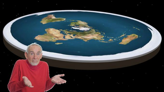 Bookmakers Refuse to Accept Bet that Earth is Actually Flat