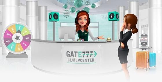 Gate777 kundtjänst