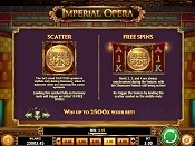Imperial Opera Screenshot 2