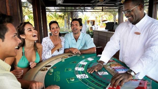 Bahama Atlantis Resort kasino