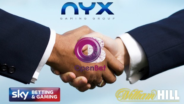 NYX Gaming Group, with Help from William Hill, Adds OpenBet to the Fold with £270m Acquisition