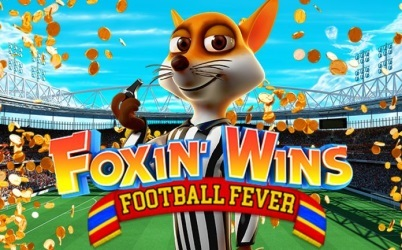Foxin' Wins Football Fever spelautomat