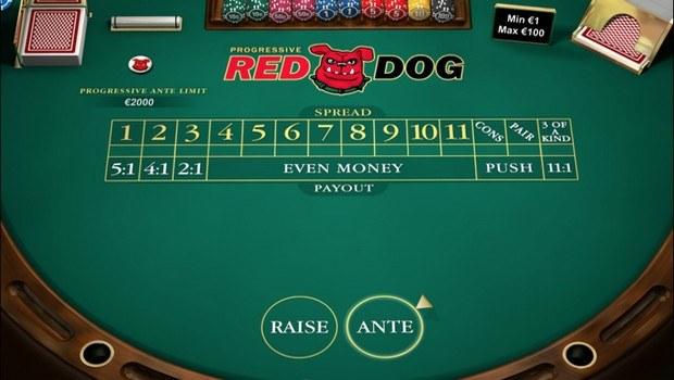 Red Dog korttipeli