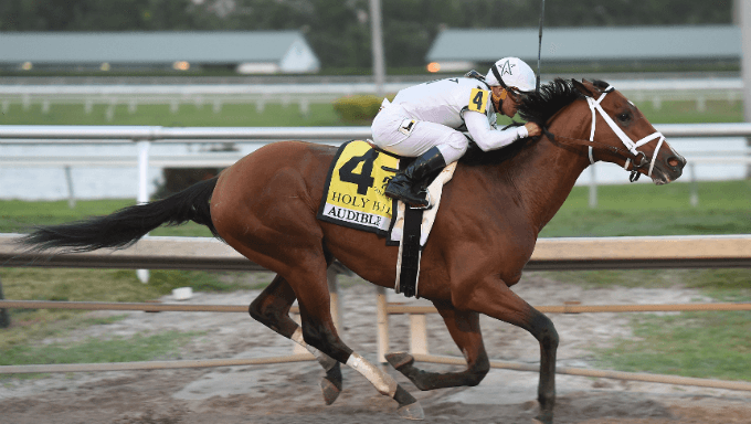 Poor Training Means Audible Won't Run at the Belmont Stakes