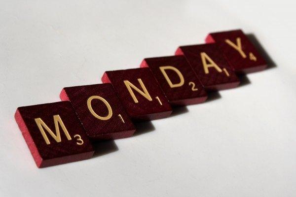 Happy Monday! Extra spelglädje för starten på veckan!