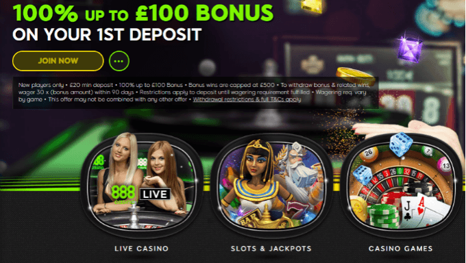 888casino Reveals Impressive New Updated Website Redesign