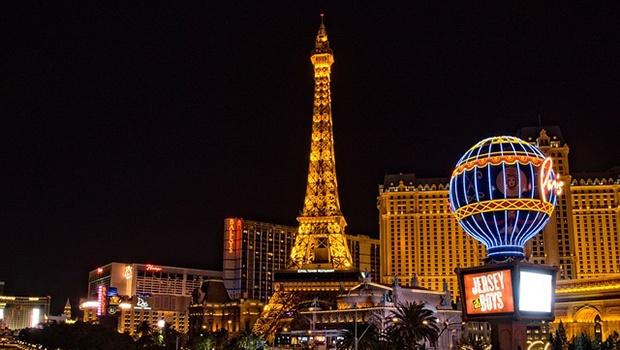 Eiffelturm in Las Vegas