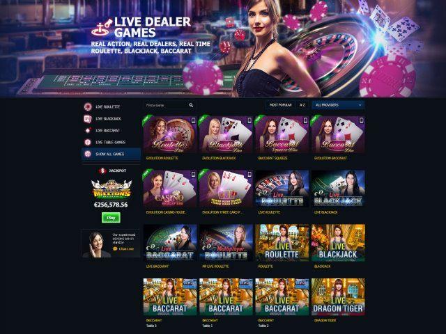 casino 3 ax för att registrera