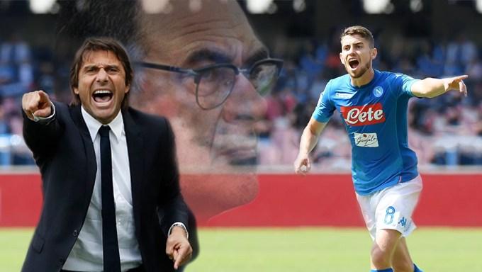 Calciomercato: Sarri per sostituire Conte a Londra, Jorginho verso