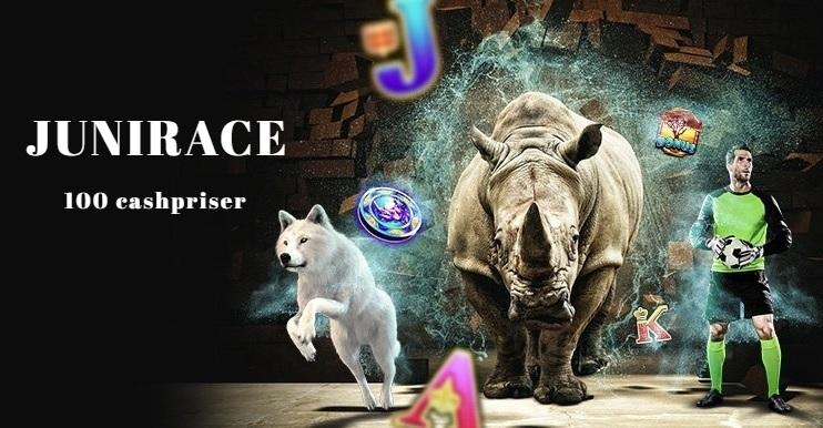 Fullt ös med kampanjer och tävlingar förgyller på casino på nätet
