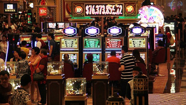 Spielautomaten in Macau