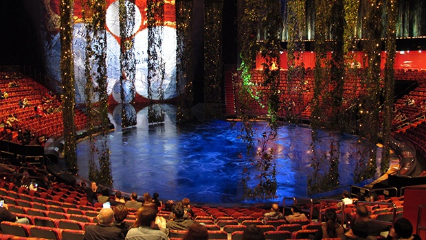 House of Dancing Water Theatre
