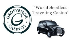 Grosvenor Debuts  'World's Smallest Traveling Casino' in Lead Up to Sportsbook Launch