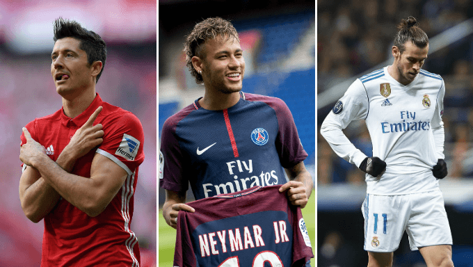 Top 5 European Soccer Transfers to Consider This Summer