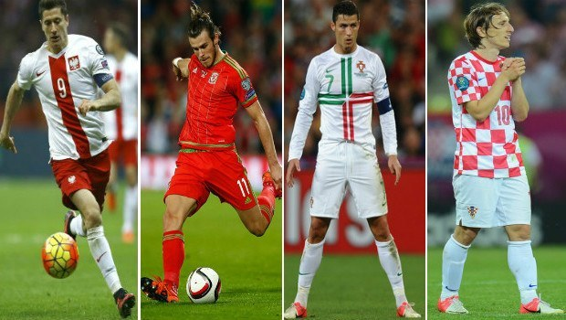 Euro 2016 Teams to Consider
