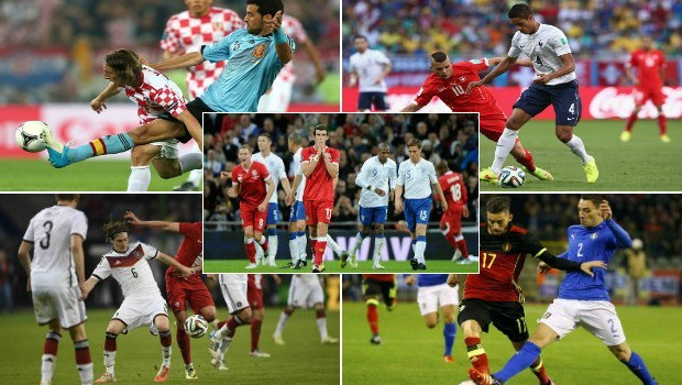 Euro 2016 Matches to Consider