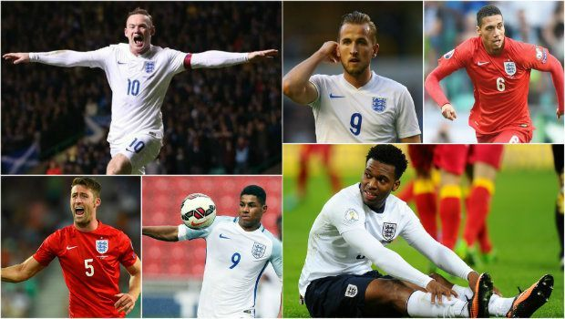 Youth Takes Center Stage For England At Euro 2016