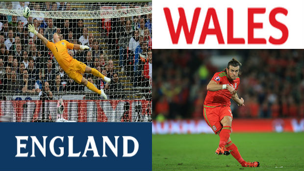 Euro 2016 Group Stage Betting Preview: England vs Wales