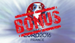 Best Bonuses of Euro 2016: Find Extra Value this Summer