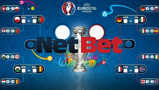 Euro 2016 Weekly Bonus: NetBet Easing Stress with Quarter-Final