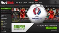 Euro 2016 Weekly Bonus: NetBet Easing Stress with Quarter-Final Offers
