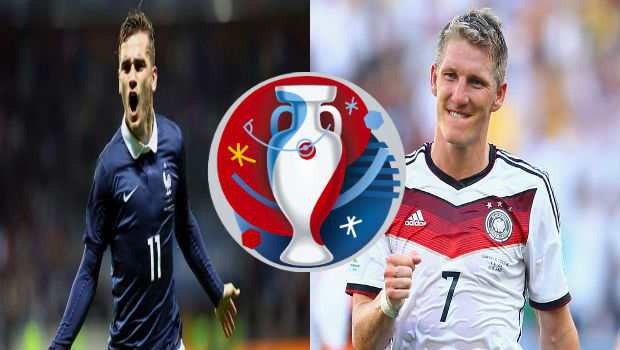 Euro 2016 Semi-Final Betting Preview: Germany vs France
