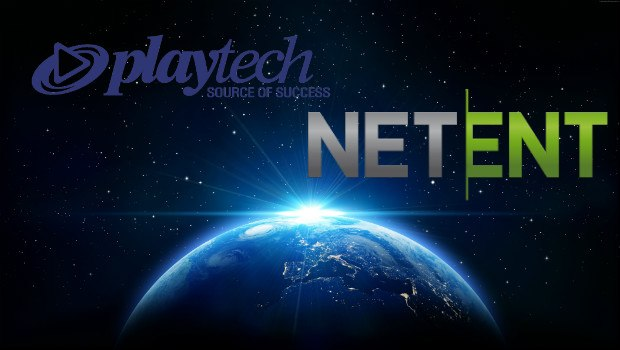 NetEnt and Playtech Shoot for the Stars with New Space-Themed Slots 'When Pigs Fly' and 'Space Invaders'