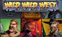 Wild Wild West: The Great Train Heist Slot Sites