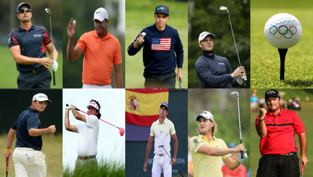 Rio Olympics 2016 Betting Preview: Men's Golf